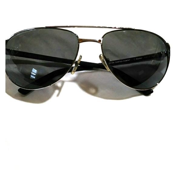01d9233eeb3 Cartier Accessories - Authentic CARTIER Sunglasses